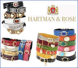 hartman and rose designer dog collars