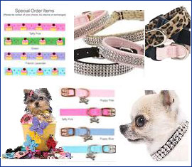 susan lanci small designer dog collars for small dogs
